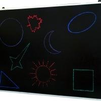 """Интерактивная панель """"Цветные фигуры-8"""""""
