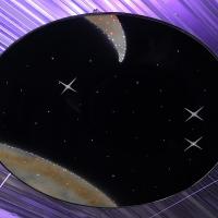 """Подвесной модуль """"Сказочная галактика-И"""""""
