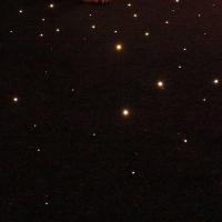 """Напольный фибероптический ковер """"Звездное небо"""" 2х1м., 640 точек"""